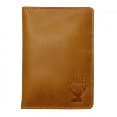 Бумажник водителя RELS Romero Wild 70 1112