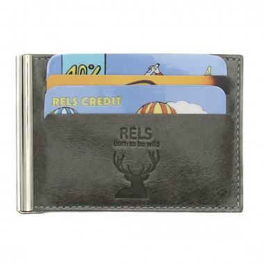 Зажим для денег RELS Darcy Wild 74 1461