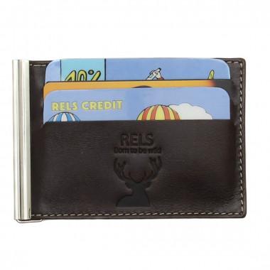 Money clip RELS Darcy Wild 74 1506