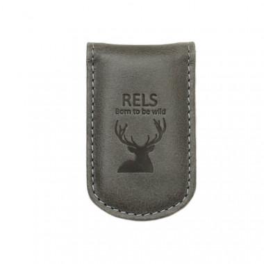Зажим для денег RELS Оk Wild 74 1465